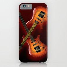 Straight Edge Slim Case iPhone 6s