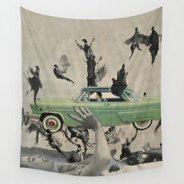 Overdrive Wall Tapestry