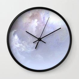 Misty World Wall Clock