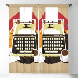 Writer Blackout Curtain