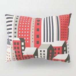 Urban city Pillow Sham