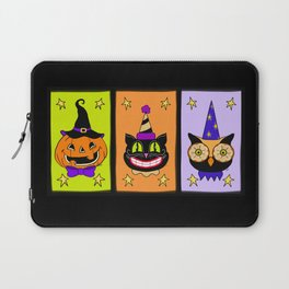 Vintage Halloween  Laptop Sleeve