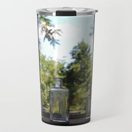 Johnny Cash's Bottles Travel Mug