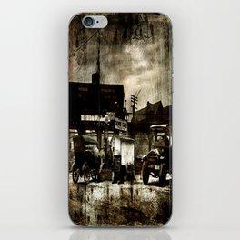 Dome Gas iPhone Skin