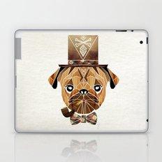 mister pug Laptop & iPad Skin