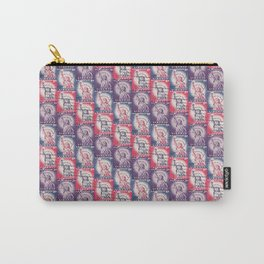 Stamp of Liberty Collage Carry-All Pouch