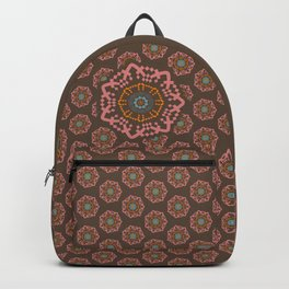 Aztec Mandala Backpack