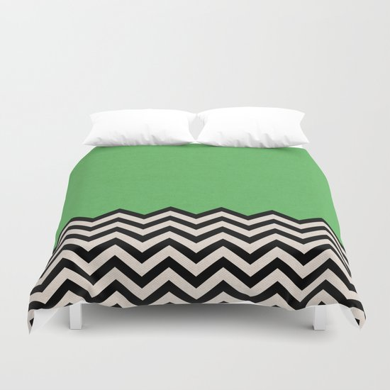 This Way Duvet Cover
