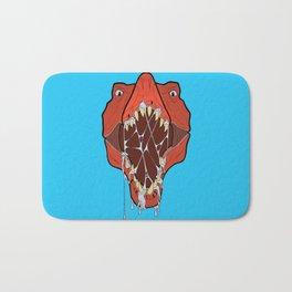 Drooly T-Rex Bath Mat