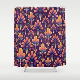 Royal Pattern Shower Curtain