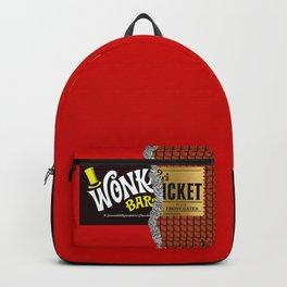 Willy Wonka Bar Backpack