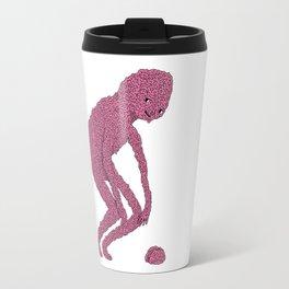 Brain man Travel Mug