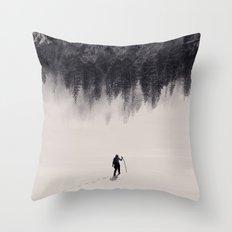 New Adventure Throw Pillow