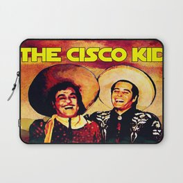 The Cisco Kid Laptop Sleeve