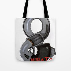And What? Tote Bag