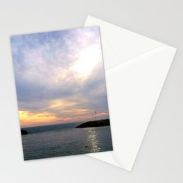 Evening Mood Stationery Cards
