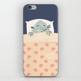 Moodie Zombie iPhone Skin