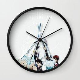 Sword art onlie Wall Clock