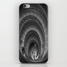 The Spiralling Staircase. iPhone & iPod Skin