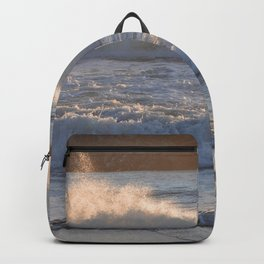 CAPE KIWANDA SUNSET - OREGON Backpack