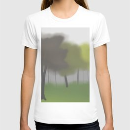 Forest in Mist T-shirt