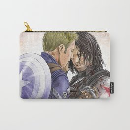 I'm With You Till The End of The Line Carry-All Pouch
