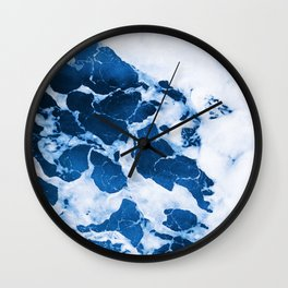 Island Vibes #society6 #decor #buyart Wall Clock