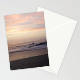 Slow Sunset Stationery Cards