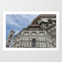The best of Florence Art Print