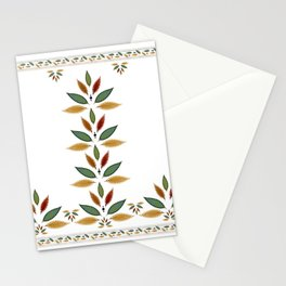 """""""Tree of Polka Dots Leaves"""" Stationery Cards"""