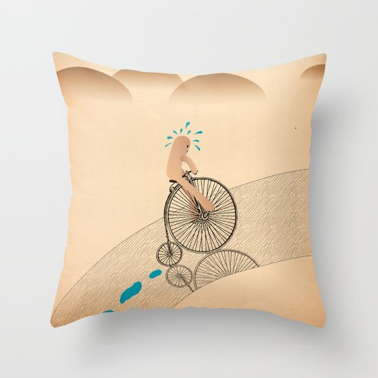 c h e f a t i c a Throw Pillow
