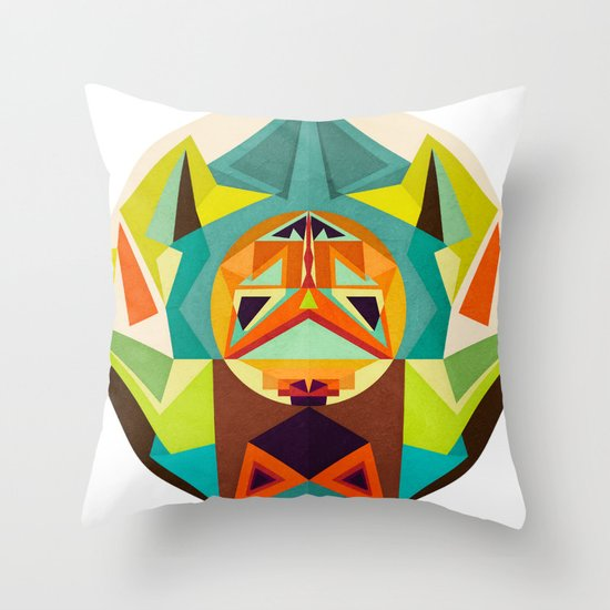 Seyonamara Throw Pillow