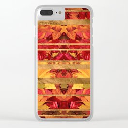 Autumn moods n.16 Clear iPhone Case