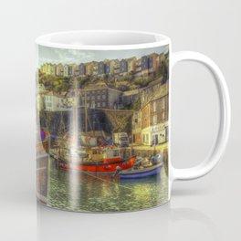 Mevagissy Trawler Coffee Mug