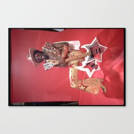 "William ""Bootsy"" Collins Canvas Print"