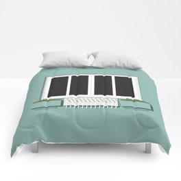 Porto window_01 Comforters