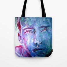 Mr BLUE Tote Bag