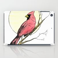cardinal iPad Cases featuring Cardinal by Eric Weiand