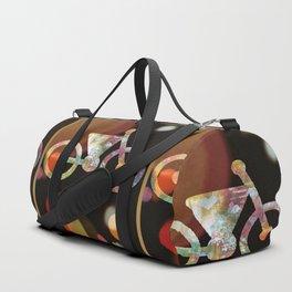 Bicycle Brown Derby Duffle Bag