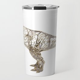 T-REX GOLD Travel Mug