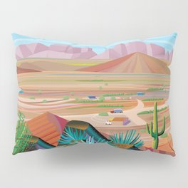 La Pimeria, West Phoenix Pillow Sham