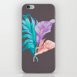 Vibrant Lily iPhone Skin