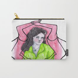 Victorian Girls Don't Cry Carry-All Pouch
