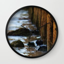 Jetty Wall Wall Clock