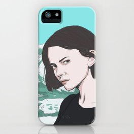 Under the Surface iPhone Case