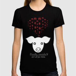 Meat - Really People? T-shirt