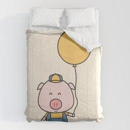 Little Piggy Comforters