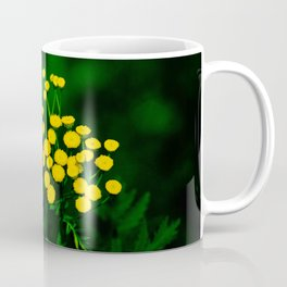 Green Jacket With Golden Buttons Coffee Mug