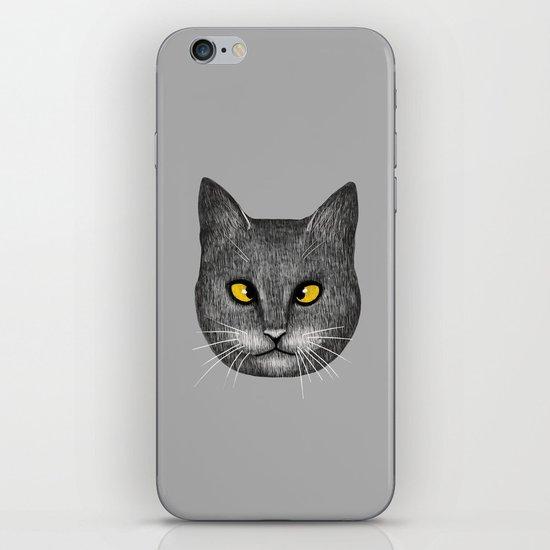 Cross Eyed iPhone & iPod Skin