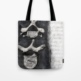 backbone Tote Bag